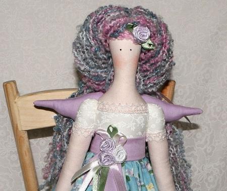 Цветочный ангел Кирстен