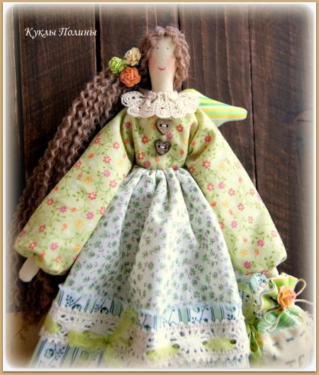 Чайная фея  Ирина 44 см
