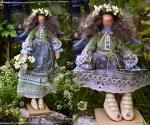 Тильда-ангел Липочка 45 см