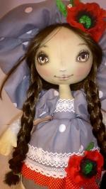 Кукла Маков цвет 38 см
