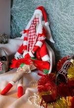 Ангел Рождества Элиза 40 см