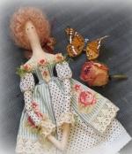 Тильда кукла Эйприл 45 см
