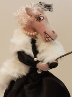 Лошадка модница Арина 35 см