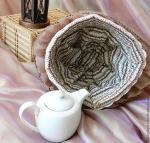 Тильда-грелка на чайник Изольда 40 см