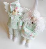 Семья сонных ангелов - Нежная зелень